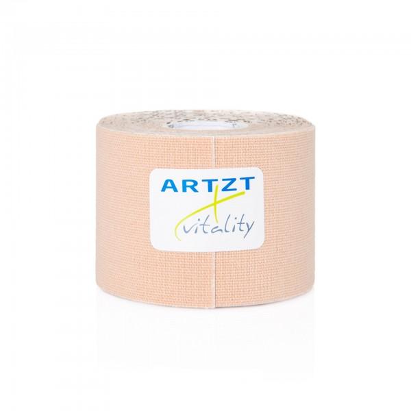 Produktbild ARTZT vitality Kinesiologisches Tape 5,0 m Rollenware, neutral