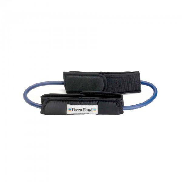 Produktbild TheraBand Tubing Loop, extra stark / blau