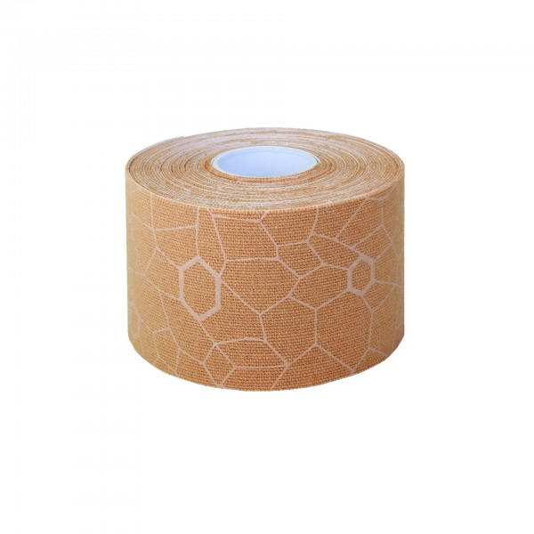 Produktbild TheraBand Kinesiology Tape Rolle 5 m x 5 cm, natur