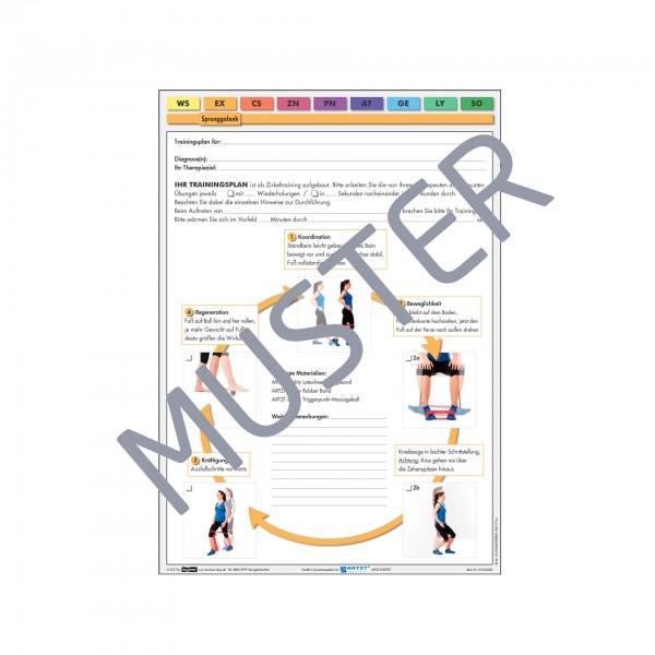 Produktbild ARTZT vitality Trainingsblock, Sprunggelenk