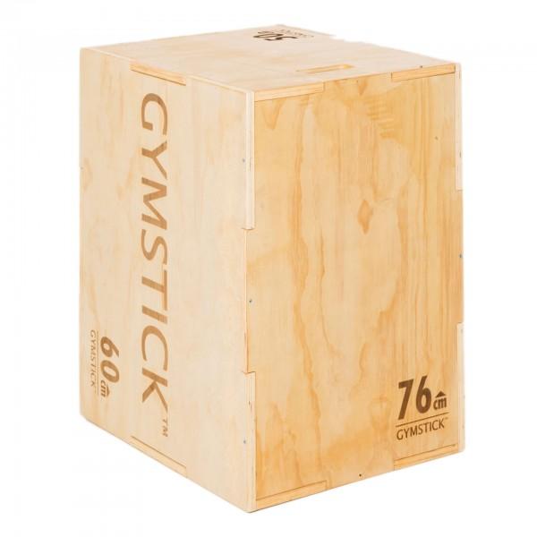 Produktbild Gymstick Holz-Plyobox 76 x 60 x 50 cm