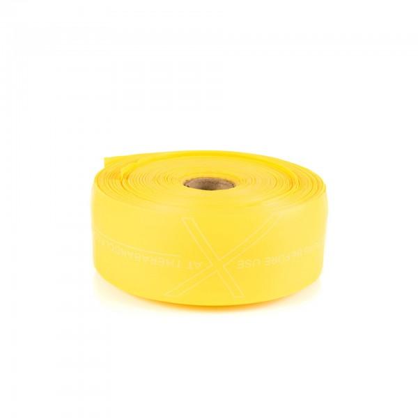 Produktbild TheraBand CLX Rolle 22 m, leicht / gelb