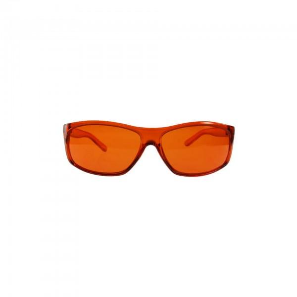 Produktbild Farbbrille Pro orange frontal