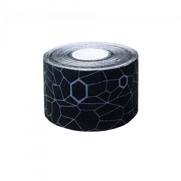 Produktbild TheraBand Kinesiology Tape Rolle 5 m x 5 cm, schwarz