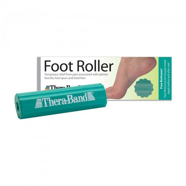 Produktbild TheraBand Fußroller grün