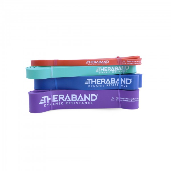 TheraBand High Resistance Band 4er-Set