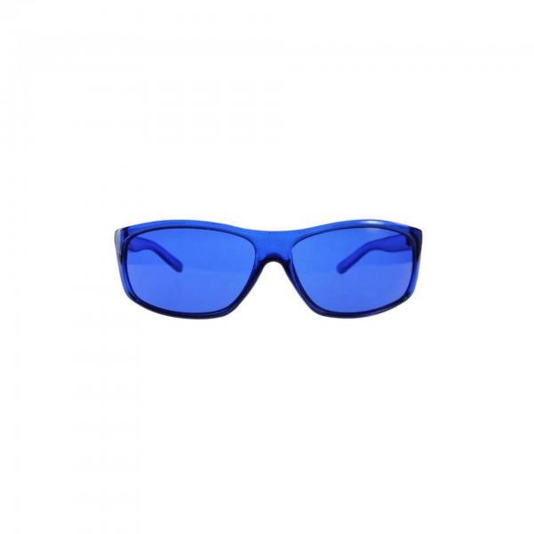 Produktbild Farbbrille blau frontal