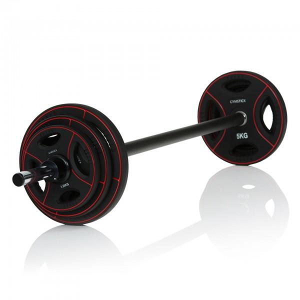 Produktbild Gymstick Pro Pump Set schwarz