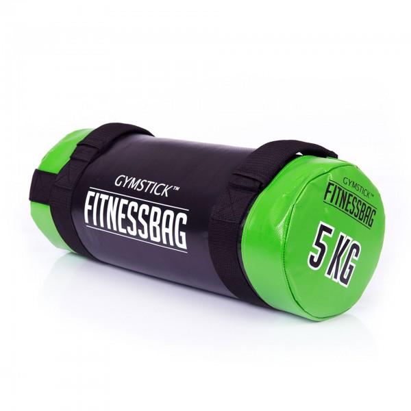 Produktbild Gymstick Fitnessbag, 5 kg / grün