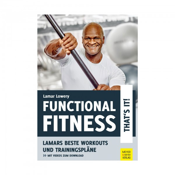 Functional Fitness – That's It! (Lamar Lowery)