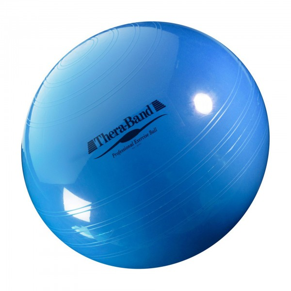 Produktbild TheraBand ABS Gymnastikball, 75 cm / blau