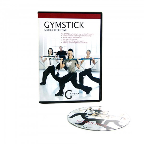 Produktbild Gymstick Simply Effective DVD