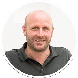 Carsten Leicher, Physiotherapeut, Heilpraktiker (Physiotherapie), Rehabilitationstrainer, Master of Advances Studies Sports Physiotherapy