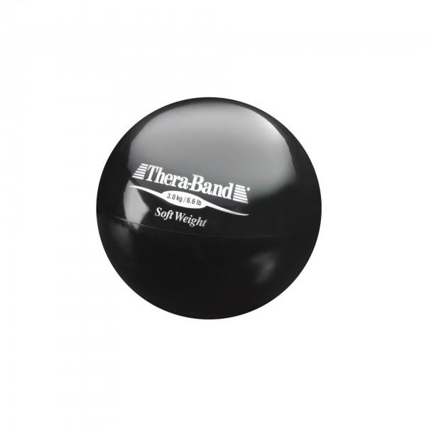 Produktbild TheraBand Soft Weight, 3,0 kg / schwarz