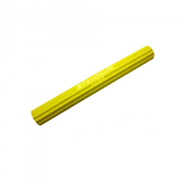 Produktbild TheraBand Flexibler Übungsstab, extra leicht / gelb