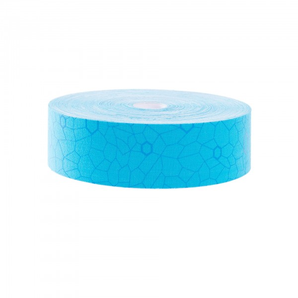 Produktbild TheraBand Kinesiology Tape Rolle 31,4 m, blau